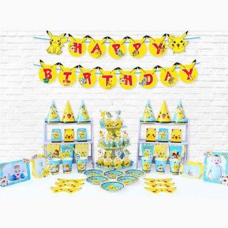 Bộ phụ kiện trang trí sinh nhật